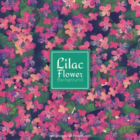 fiori per sfondo lilla fiori sfondo scaricare vettori gratis