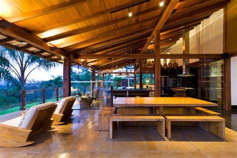 vacation home kitchen design casa de co moderna de tirar o f 244 lego limaonagua