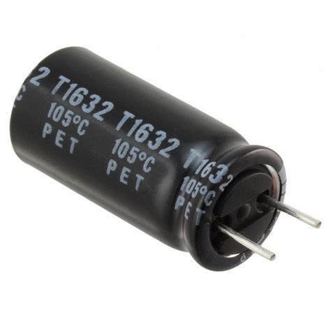 rubycon miniature aluminum electrolytic capacitors rubycon capacitors px series 28 images 16px6800mefc16x25 rubycon electrolytic capacitor