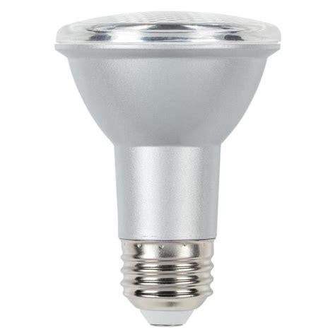 Westinghouse Par20 7 Watt 50 Watt Equivalent Medium Base Par20 Led Light Bulbs