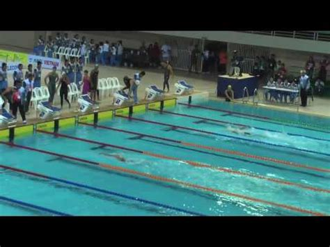 Women's 4x100 free relay london video