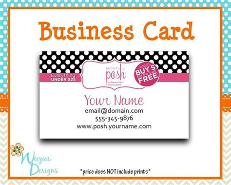 Perfectly Posh Business Card Template Free by Perfectly Posh Business Card Direct Sales By