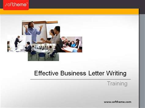 Effective Business Letter Ppt effective business letter writing authorstream