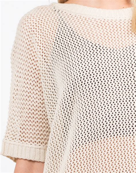 honey comb knit honeycomb knit top 2020ave