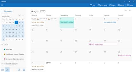 Calendar App Windows 12 Neglected Windows 10 Apps Why You Must Try Them