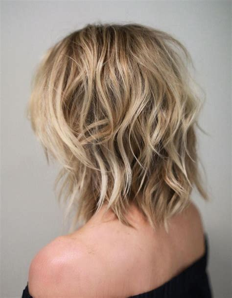 images of medium length shaggy hairstyles for 2017 2018 popular shoulder length shaggy hairstyles
