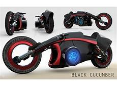 Future Skateboard Car