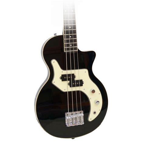 Nikisaga Standart For Guitar Bass Black orange o bass guitar black at gear4music