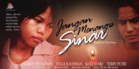 rumah kentang rilis poster teaser kapanlagi com jangan menangis sinar rilis poster perdana kapanlagi com