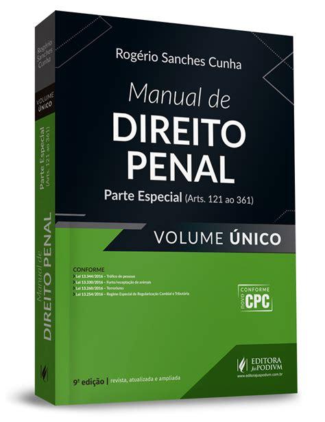 Manual De Percepciones Cjf 2017 | manual de direito penal parte especial 2017 volume
