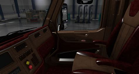 T680 Interior by Kenworth T680 Interior For Mod Ats Mod American