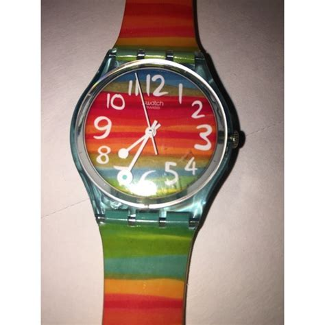 Swatch Rainbow 80 swatch jewelry rainbow swatch from