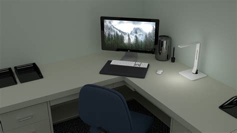 free illustration office work computer office desk