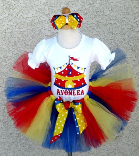Alized Red Yellow Blue Circus Number Age  Ee  Birthday Ee