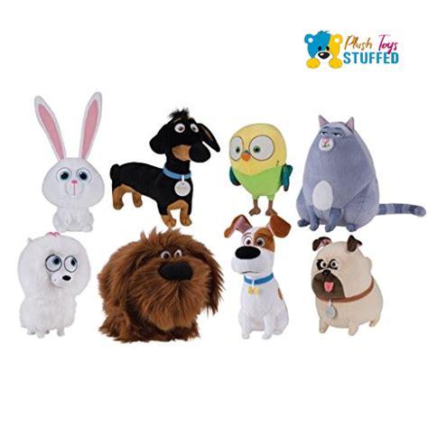 buddy plush toy  secret life  pet  plush toys