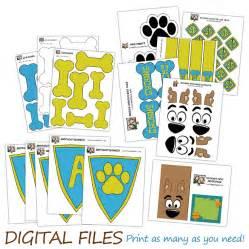 scooby doo printable templates