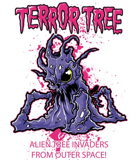 T Shirt Design Vorlagen Free T Shirt Design Terror Tree Free Vector Free Vectors