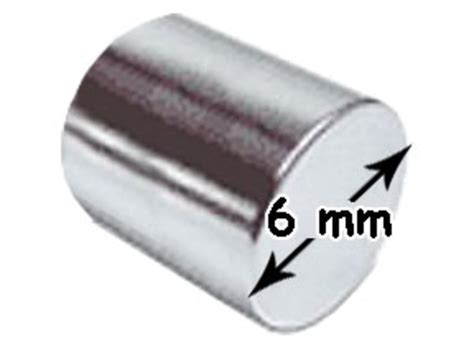 Obeng Bening Magnet 6 Diameter 6 Mm buy this d6x6 mm n50 barrel neo magnet pack qty 32