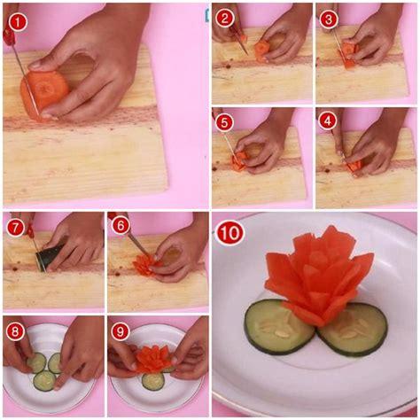 cara membuat infused water wortel bisikandotcom on twitter quot cara membuat garnish bunga dari