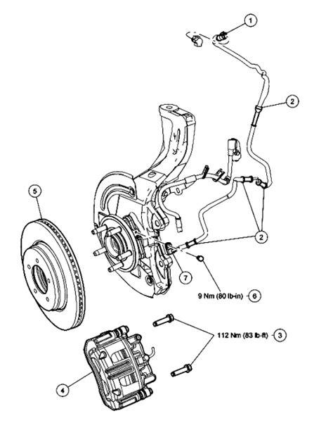 repair anti lock braking 2012 ford e series transmission control repair guides anti lock brake system wheel speed sensors autozone com