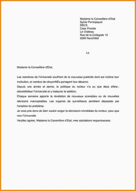 Lettre De Motivation Anglais Bts Am lettre de demission bts lettre de motivation 2018