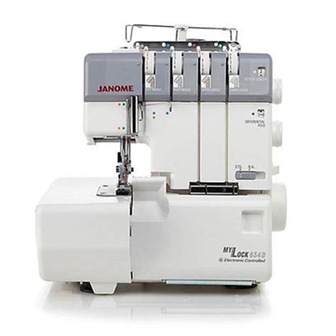 buy janome pro4dx serger | best price in canada | d&r