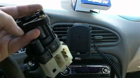 replace  ignition switch   oldsmobile alero