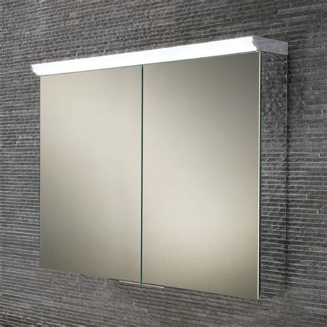 double sided mirror bathroom cabinet hib ember 80 led cabinet 800x700mm leigh plumbing merchants