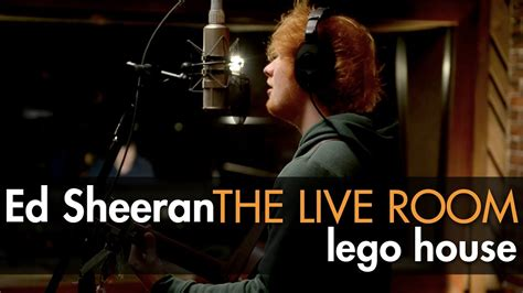 ed sheeran queue ed sheeran quot lego house quot captured in the live room youtube