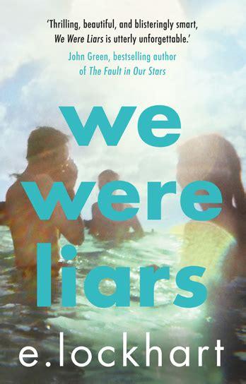 we were liars the zoella book club we were liars by e lockhart whsmith blog