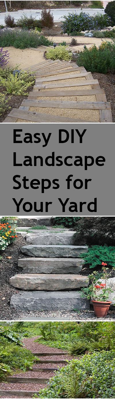step by step diy garden steps and stairs the garden glove diy steps for your yard bless my weeds