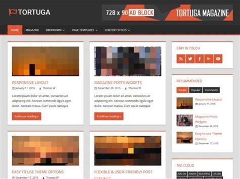 wordpress layout vorlagen 6 kostenlose und gute wordpress themes f 252 r ein magazin