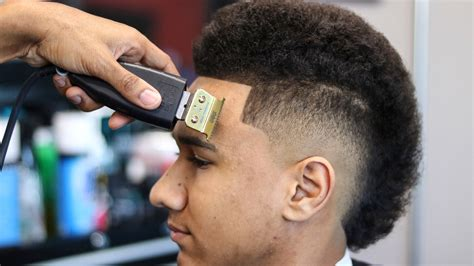 Devin Booker Hairstyle by Haircut Tutorial Mohawk Step By Step Shape Up