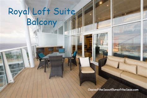 Oasis Of The Seas Cabins And Suites by Photos Royal Loft Suite Cruise Expert