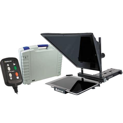 teleprompter controller autocue qtv ipad prompter package controller ocu sspipad