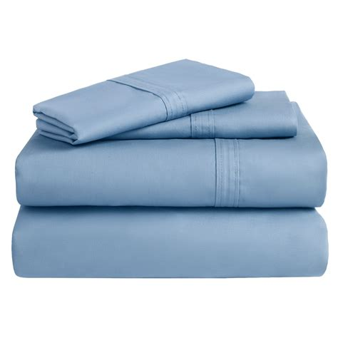 best deep pocket sheets azores home 300 tc cotton percale sheet set king deep