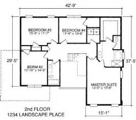 floor plans with measurements professional accurate square footage measurements nc