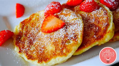 How To Make Cottage Cheese Pancakes Russian Syrniki How To Make Cottage Cheese Pancakes