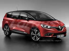 Renault Grand Scenic Renault Grand Scenic 2015 2016 2017 2018 Best Cars Reviews