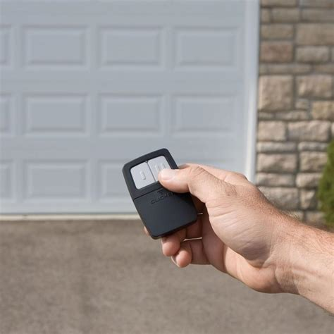 Remote Garage Door Repairs buy or repair garage door remotes visor clip or