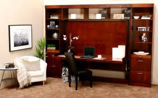 Murphy Bed Into Desk Layering Green In A Bedroom Home Remodeling Ideas