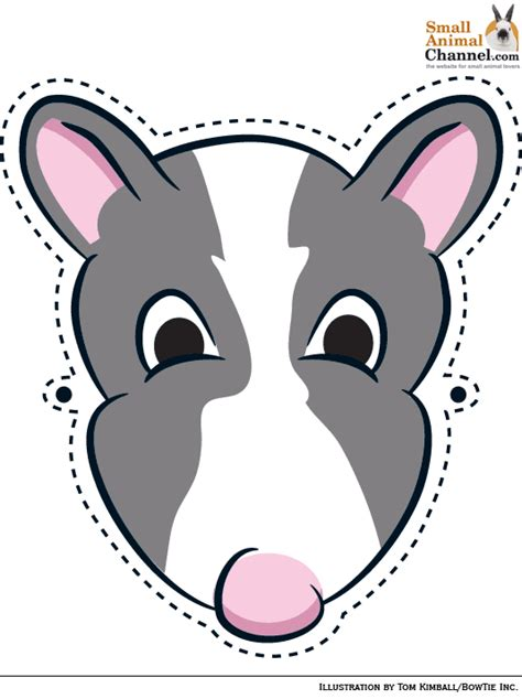 printable rat mask nice rat mask template images exle business resume