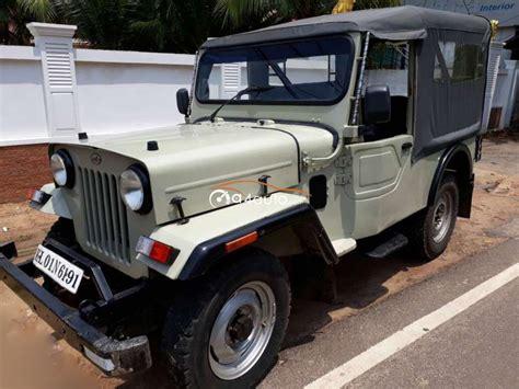 jeep car mahindra buy mahindra jeep diesel buy used jeep alapuzha 19711