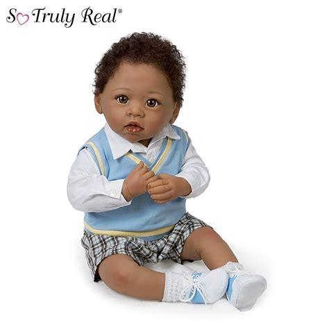 black doll boy 16 impressive and amazing newborn baby dolls that look real