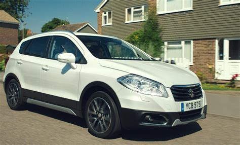 New Suzuki Sx4 S Cross New Suzuki Sx4 S Cross Goes On Sale In Uk With Quot Neighbours