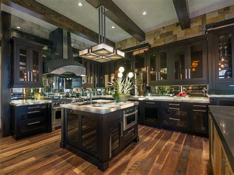 Designer Kitchen And Bath Modern Mountain Kitchen Contemporary Kitchen Denver By Sanctuary Kitchen And Bath Design