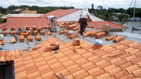 Tile Roof Installation Roofing Basics By A One Costruction