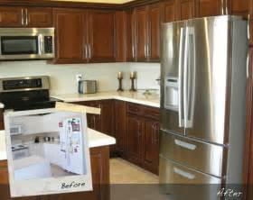 Kitchen Cabinet Refacing Home Depot Home Depot Cabinet Refacing For The Home Pinterest