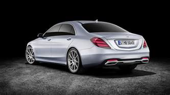Pics Of Mercedes S Class 2018 Mercedes S Class Photos Details Specifications