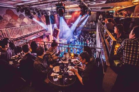 top bar music the best music venues in camden london